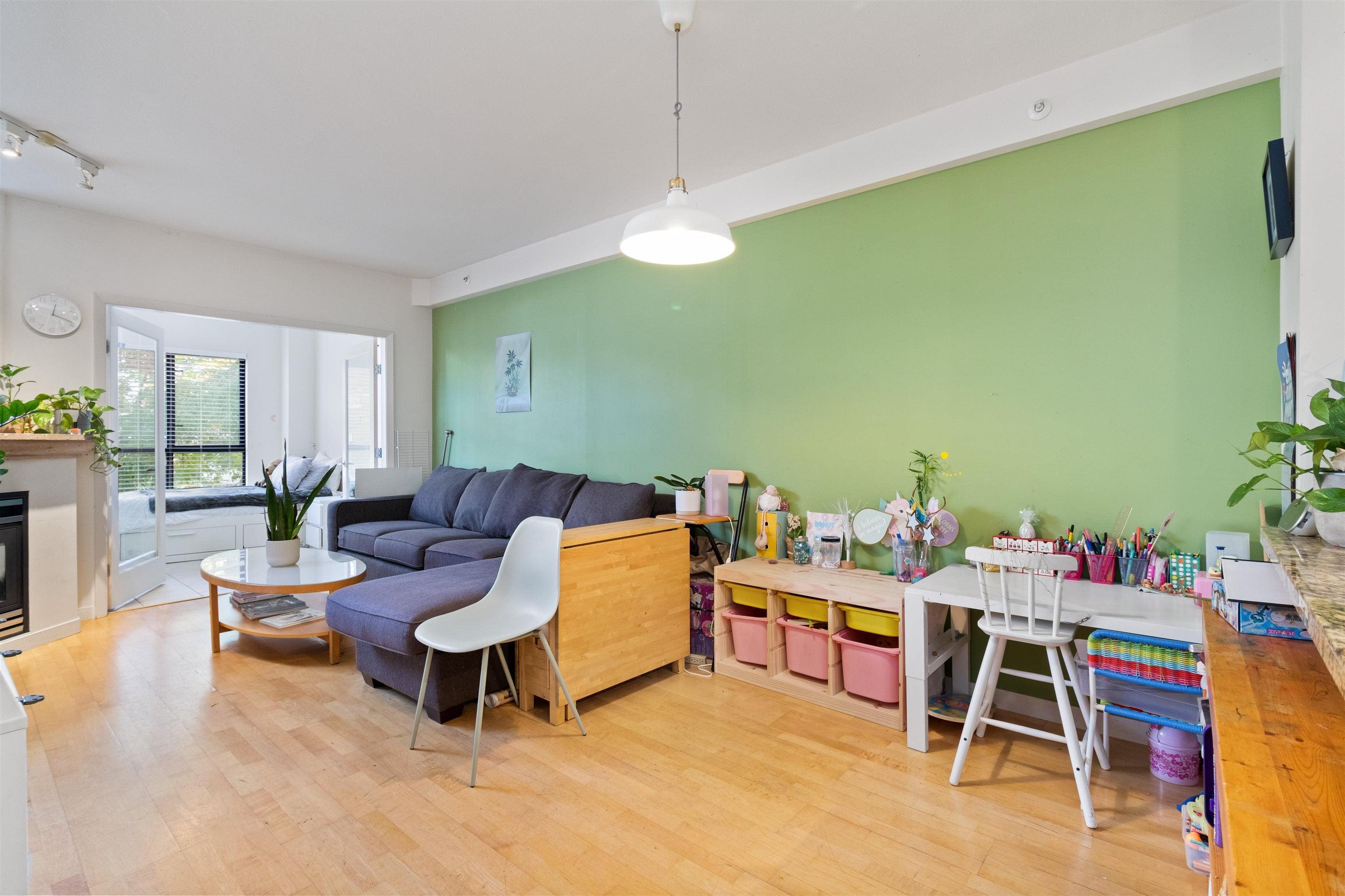 209 2228 MARSTRAND AVENUE - Kitsilano Apartment/Condo for sale, 1 Bedroom (R2617246) - #3