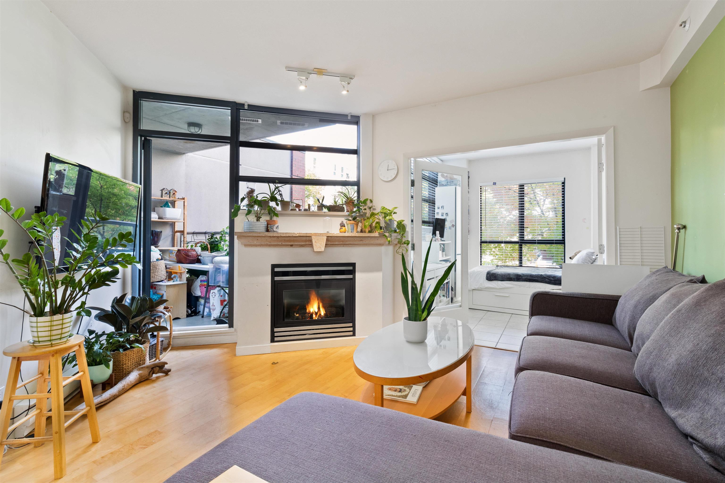 209 2228 MARSTRAND AVENUE - Kitsilano Apartment/Condo for sale, 1 Bedroom (R2617246) - #4