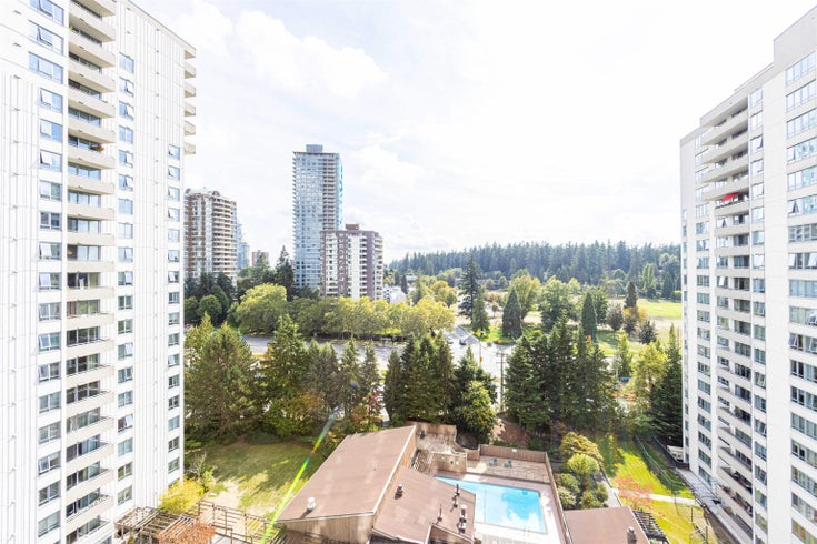 1401 4160 SARDIS STREET - Central Park BS Apartment/Condo for sale, 1 Bedroom (R2617265)
