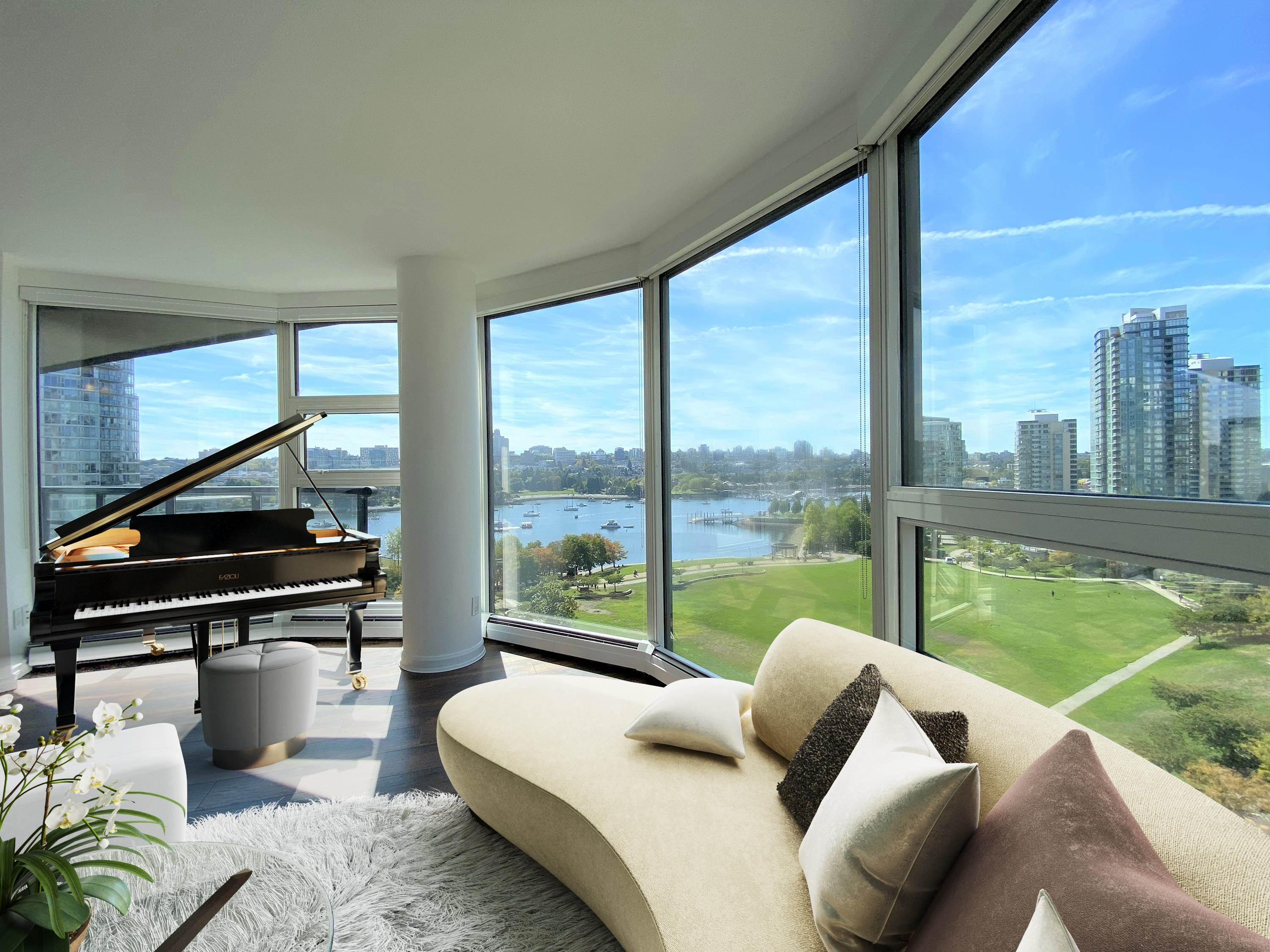 11C 199 DRAKE STREET - Yaletown Apartment/Condo for sale, 2 Bedrooms (R2617280) - #1