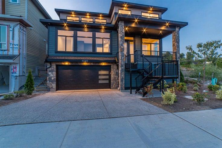 16789 18A AVENUE - Pacific Douglas House/Single Family for sale, 6 Bedrooms (R2617287)