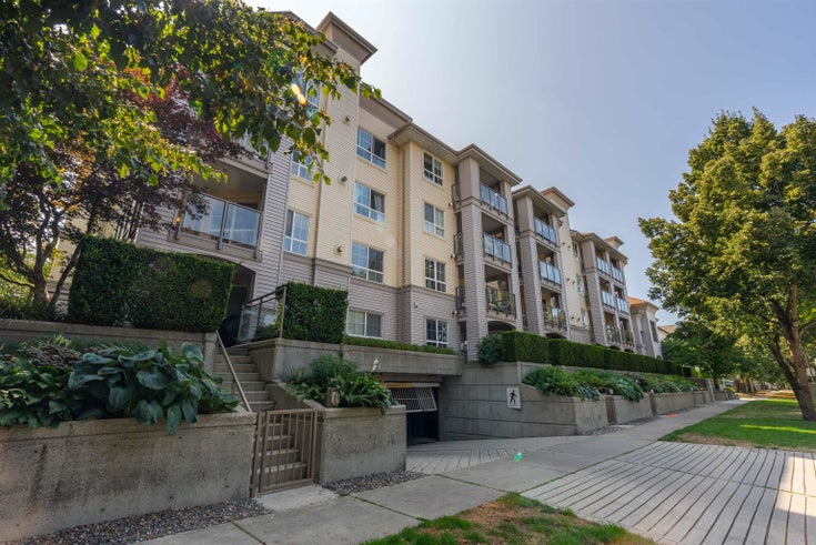 205 5500 ANDREWS ROAD - Steveston South Apartment/Condo for sale, 2 Bedrooms (R2617298)