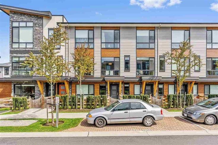 58 16488 64 AVENUE - Cloverdale BC Townhouse for sale, 2 Bedrooms (R2617314)