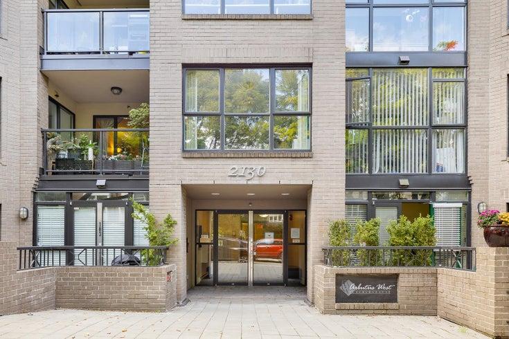 307 2130 W 12TH AVENUE - Kitsilano Apartment/Condo for sale, 1 Bedroom (R2617320)