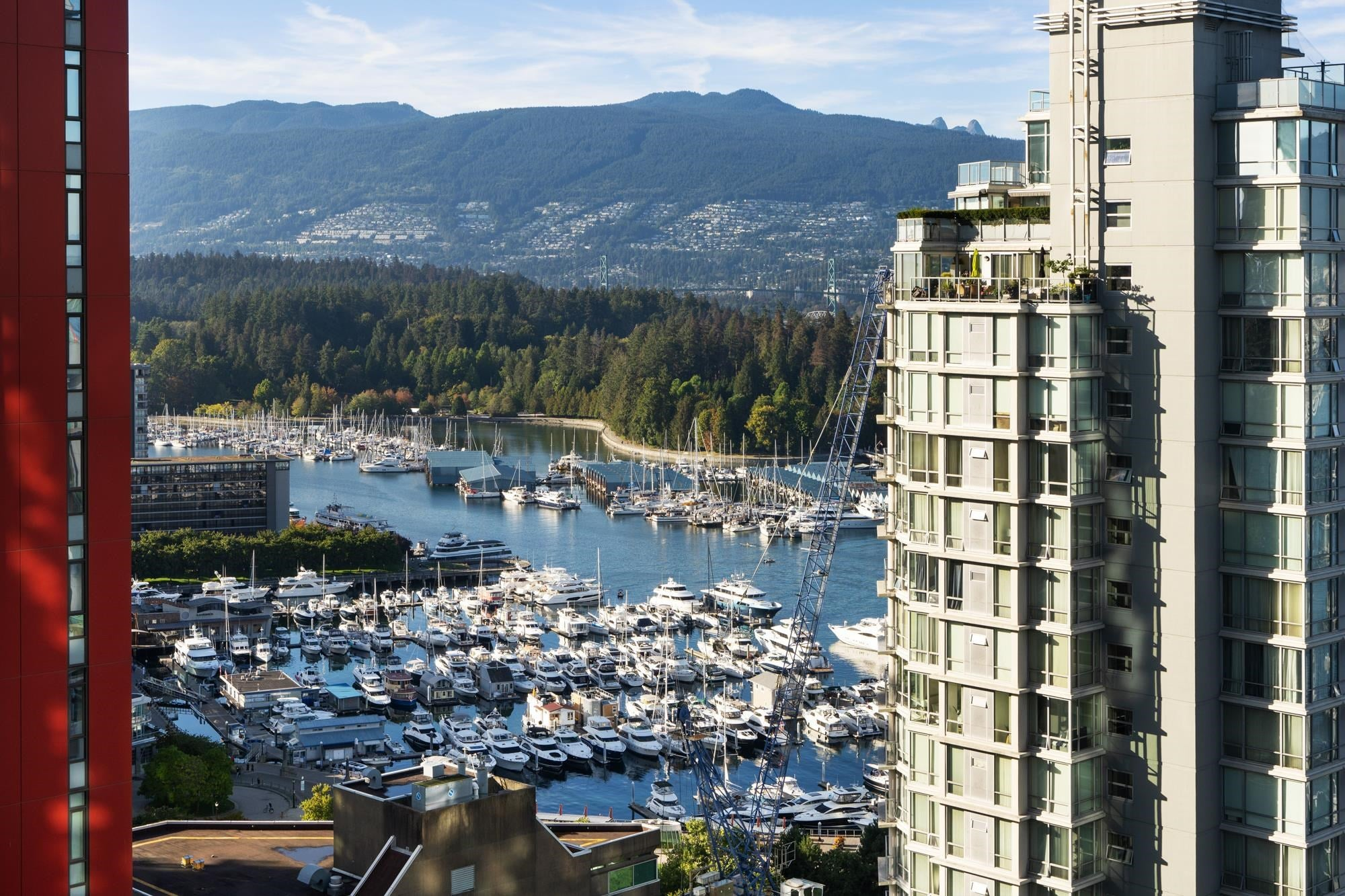 2601 1189 MELVILLE STREET - Coal Harbour Apartment/Condo for sale, 2 Bedrooms (R2617322) - #1