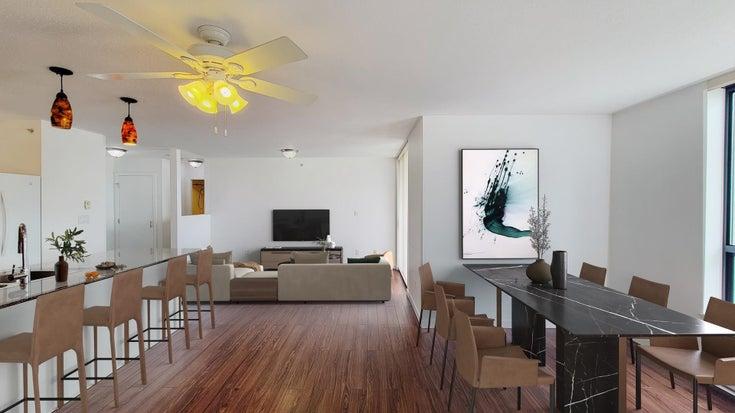 1706 2979 GLEN DRIVE - North Coquitlam Apartment/Condo for sale, 2 Bedrooms (R2617352)