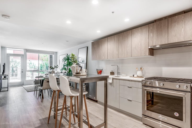 108 128 E 8TH STREET - Central Lonsdale Apartment/Condo for sale, 1 Bedroom (R2617381)
