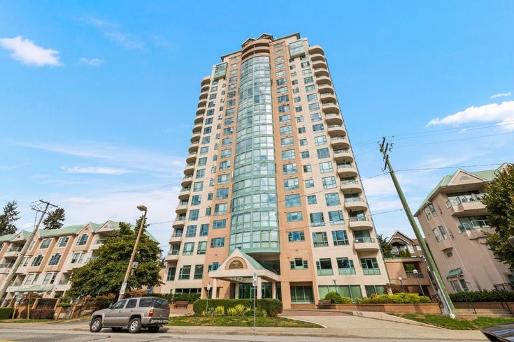 1902 3071 GLEN DRIVE - North Coquitlam Apartment/Condo for sale, 1 Bedroom (R2617383)