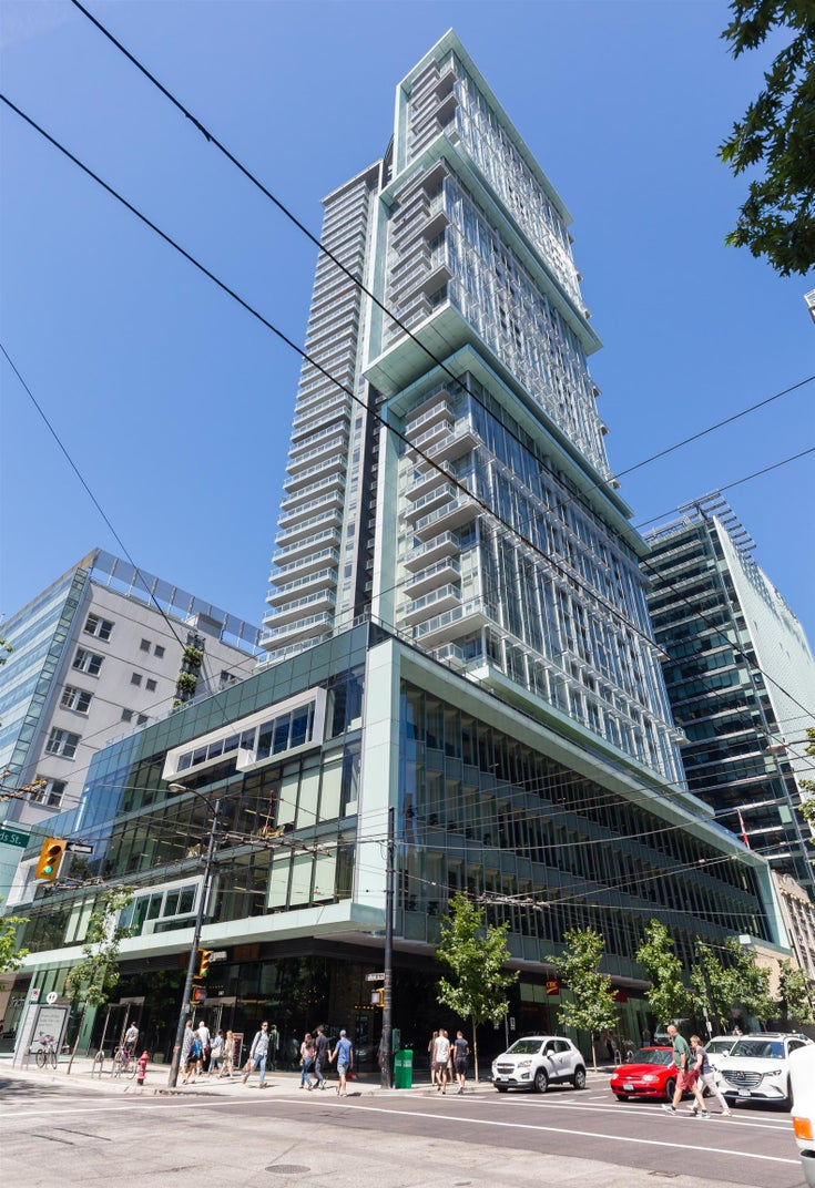 2203 777 RICHARDS STREET - Downtown VW Apartment/Condo for sale, 1 Bedroom (R2617388)