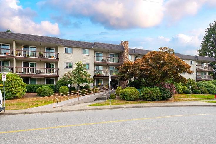 305 2381 BURY AVENUE - Central Pt Coquitlam Apartment/Condo for sale, 2 Bedrooms (R2617406)