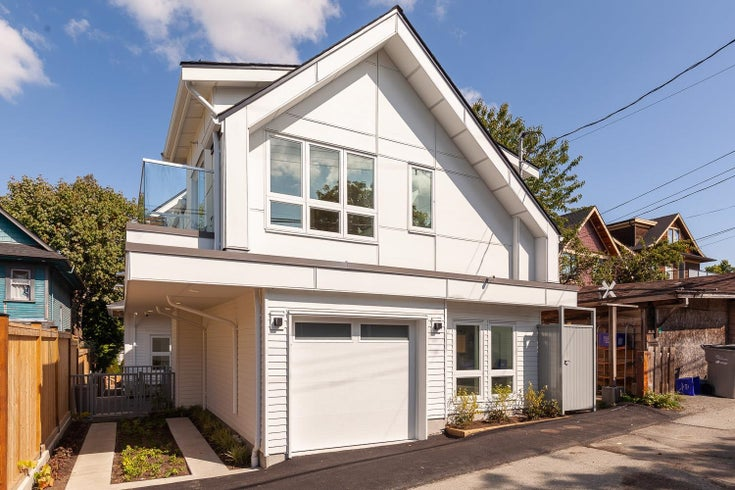 752 E 14TH AVENUE - Mount Pleasant VE Townhouse for sale, 2 Bedrooms (R2617407)