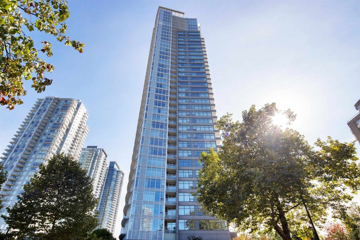 3702 4880 BENNETT STREET - Metrotown Apartment/Condo for sale, 2 Bedrooms (R2617411)