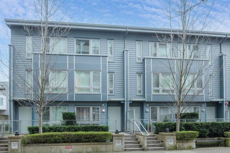 4866 ELDORADO MEWS - Collingwood VE Townhouse for sale, 3 Bedrooms (R2617419)