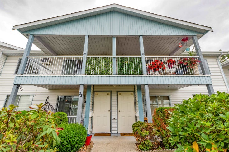34 32691 GARIBALDI DRIVE - Central Abbotsford Townhouse for sale, 2 Bedrooms (R2617451)