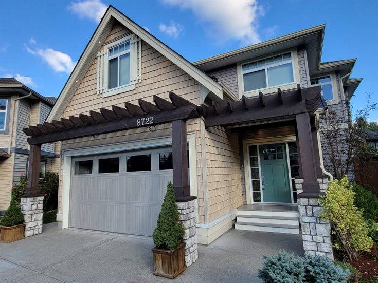 8722 PARKER COURT - Mission BC House/Single Family for sale, 4 Bedrooms (R2617456)