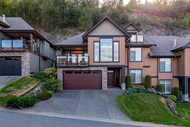 34 43540 ALAMEDA DRIVE - Chilliwack Mountain Townhouse for sale, 3 Bedrooms (R2617463)