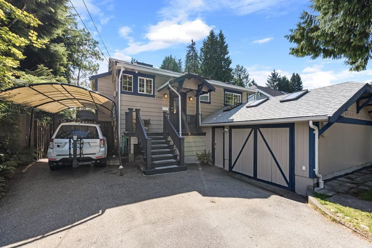 1017 SHAKESPEARE AVENUE - Lynn Valley House/Single Family for sale, 5 Bedrooms (R2617464)