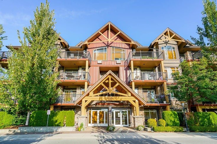 112 8328 207A STREET - Willoughby Heights Apartment/Condo for sale, 2 Bedrooms (R2617469)