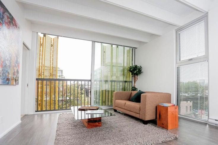 601 219 E GEORGIA STREET - Strathcona Apartment/Condo for sale, 1 Bedroom (R2617482)