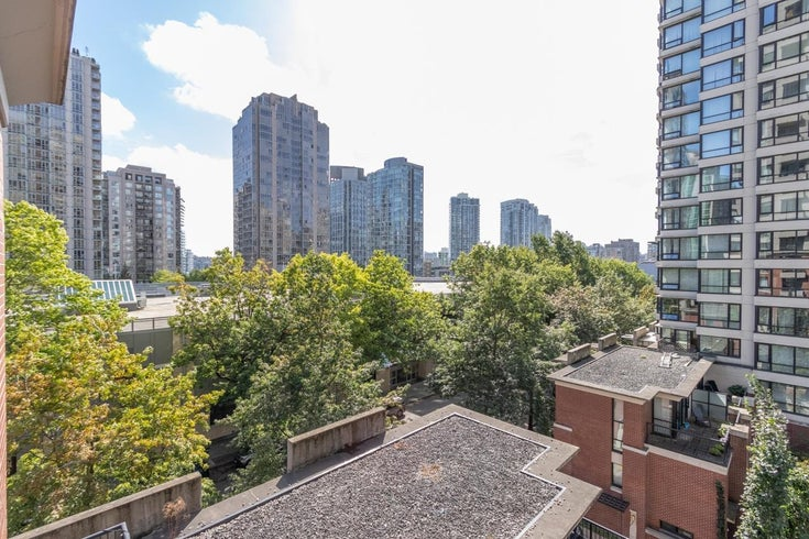 604 909 MAINLAND STREET - Yaletown Apartment/Condo for sale, 1 Bedroom (R2617490)