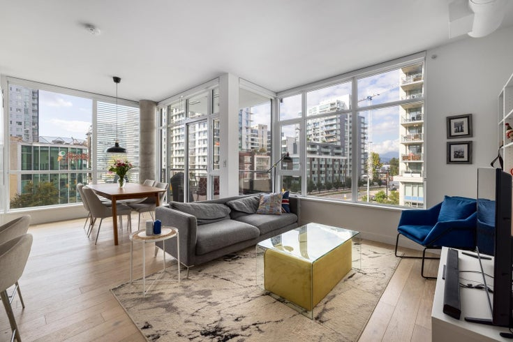 508 108 E 1ST AVENUE - Mount Pleasant VE Apartment/Condo for sale, 2 Bedrooms (R2617499)