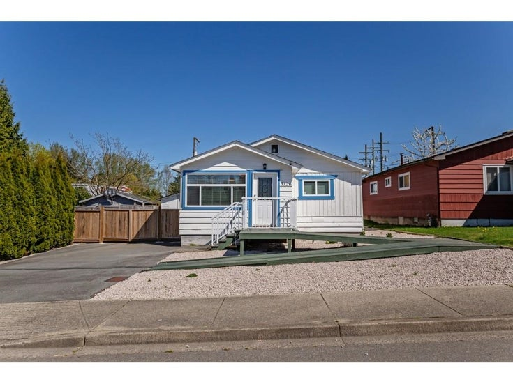 3126 271 STREET - Aldergrove Langley House/Single Family for sale, 2 Bedrooms (R2617502)