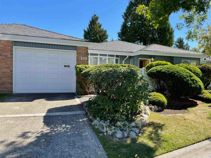 103 14271 18A AVENUE - Sunnyside Park Surrey Townhouse for sale, 2 Bedrooms (R2617519)