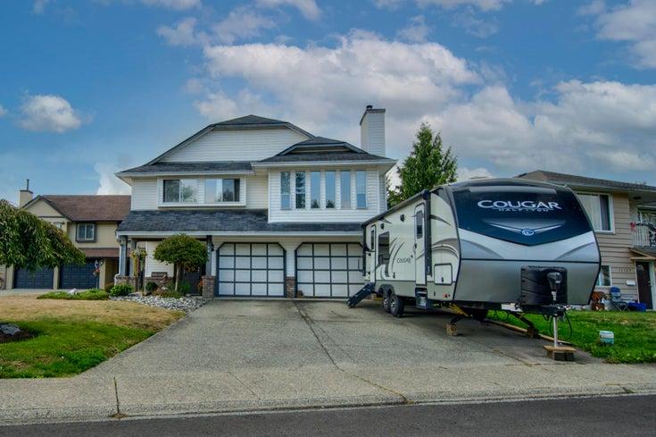 11383 MELVILLE STREET - Southwest Maple Ridge House/Single Family for sale, 4 Bedrooms (R2617521)