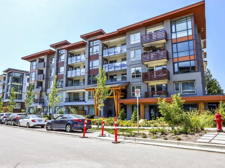 506 2663 LIBRARY LANE - Lynn Valley Apartment/Condo for sale, 2 Bedrooms (R2617530)
