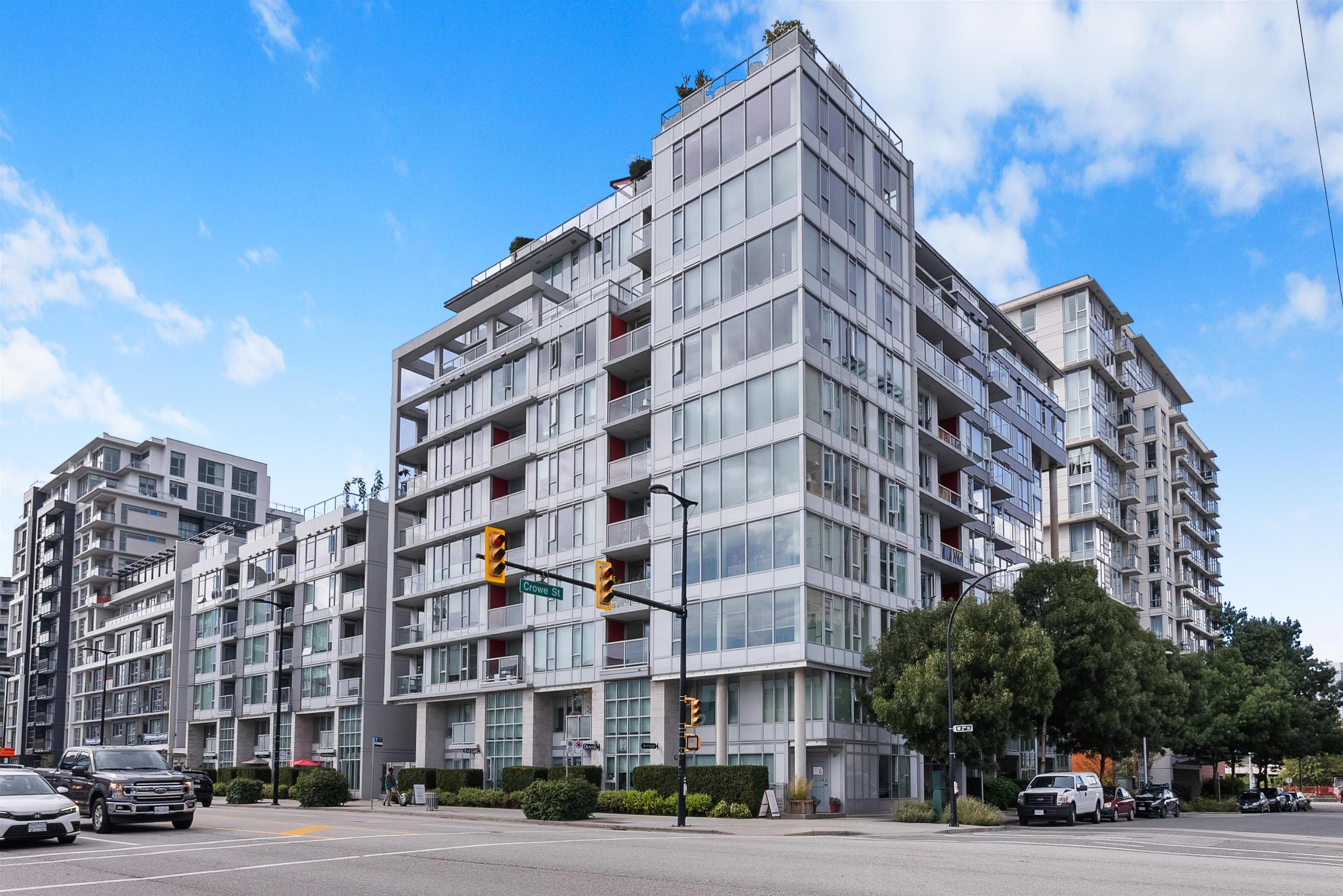 906 1887 CROWE STREET - False Creek Apartment/Condo for sale, 1 Bedroom (R2617531) - #1