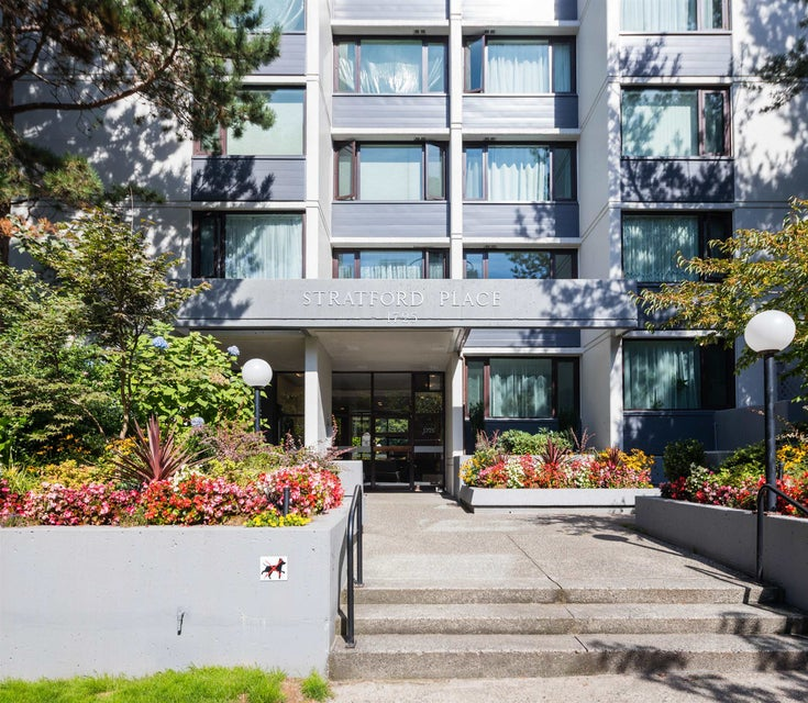 803 1725 PENDRELL STREET - West End VW Apartment/Condo for sale, 1 Bedroom (R2617540)