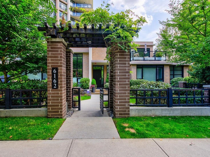 6162 WILSON AVENUE - Metrotown Townhouse for sale, 3 Bedrooms (R2617551)