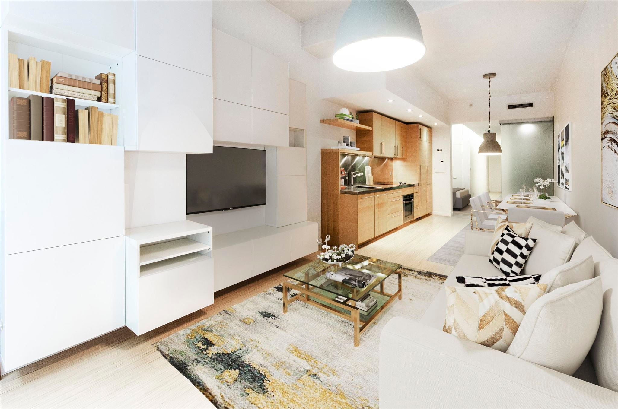 202 36 WATER STREET - Downtown VW Apartment/Condo for sale, 1 Bedroom (R2617552) - #1
