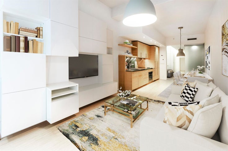 202 36 WATER STREET - Downtown VW Apartment/Condo for sale, 1 Bedroom (R2617552)