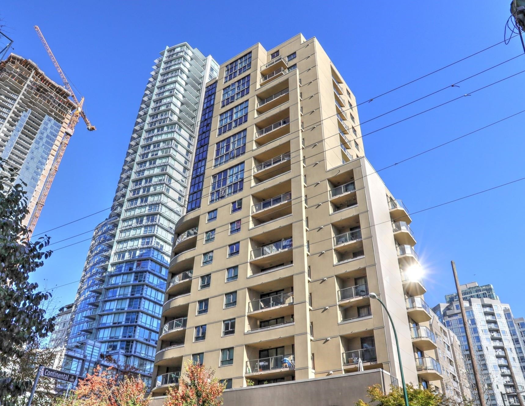1602 789 DRAKE STREET - Downtown VW Apartment/Condo for sale, 2 Bedrooms (R2617559) - #1