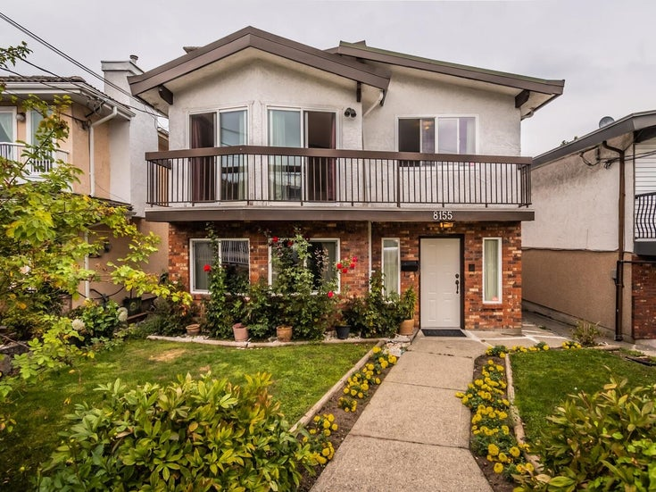 8155 18TH AVENUE - East Burnaby House/Single Family for sale, 7 Bedrooms (R2617560)
