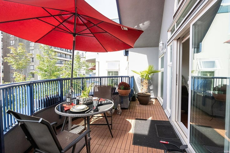 401 1924 COMOX STREET - West End VW Apartment/Condo for sale, 1 Bedroom (R2617561)
