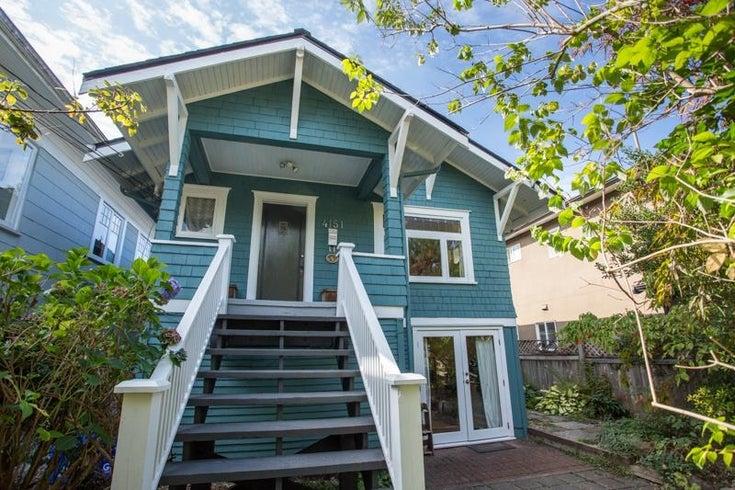 4151 WINDSOR STREET - Fraser VE House/Single Family for sale, 4 Bedrooms (R2617566)