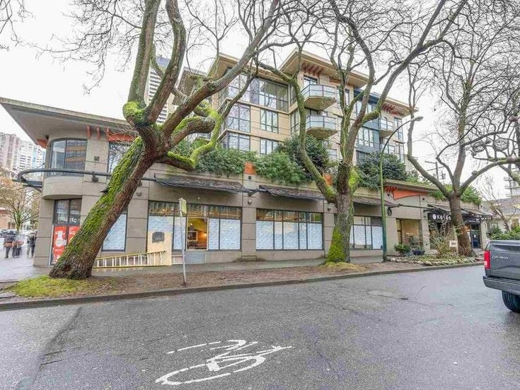 503 828 CARDERO STREET - West End VW Apartment/Condo for sale(R2617571)
