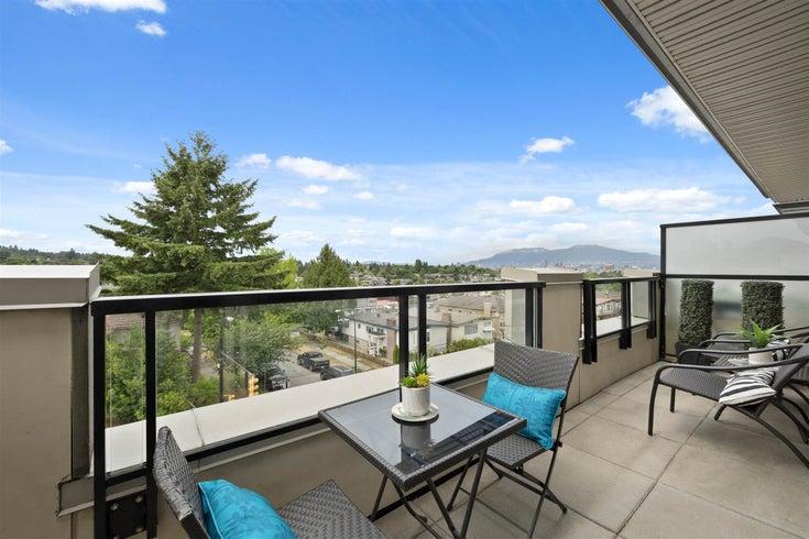 404 4550 FRASER STREET - Fraser VE Apartment/Condo for sale, 2 Bedrooms (R2617572)