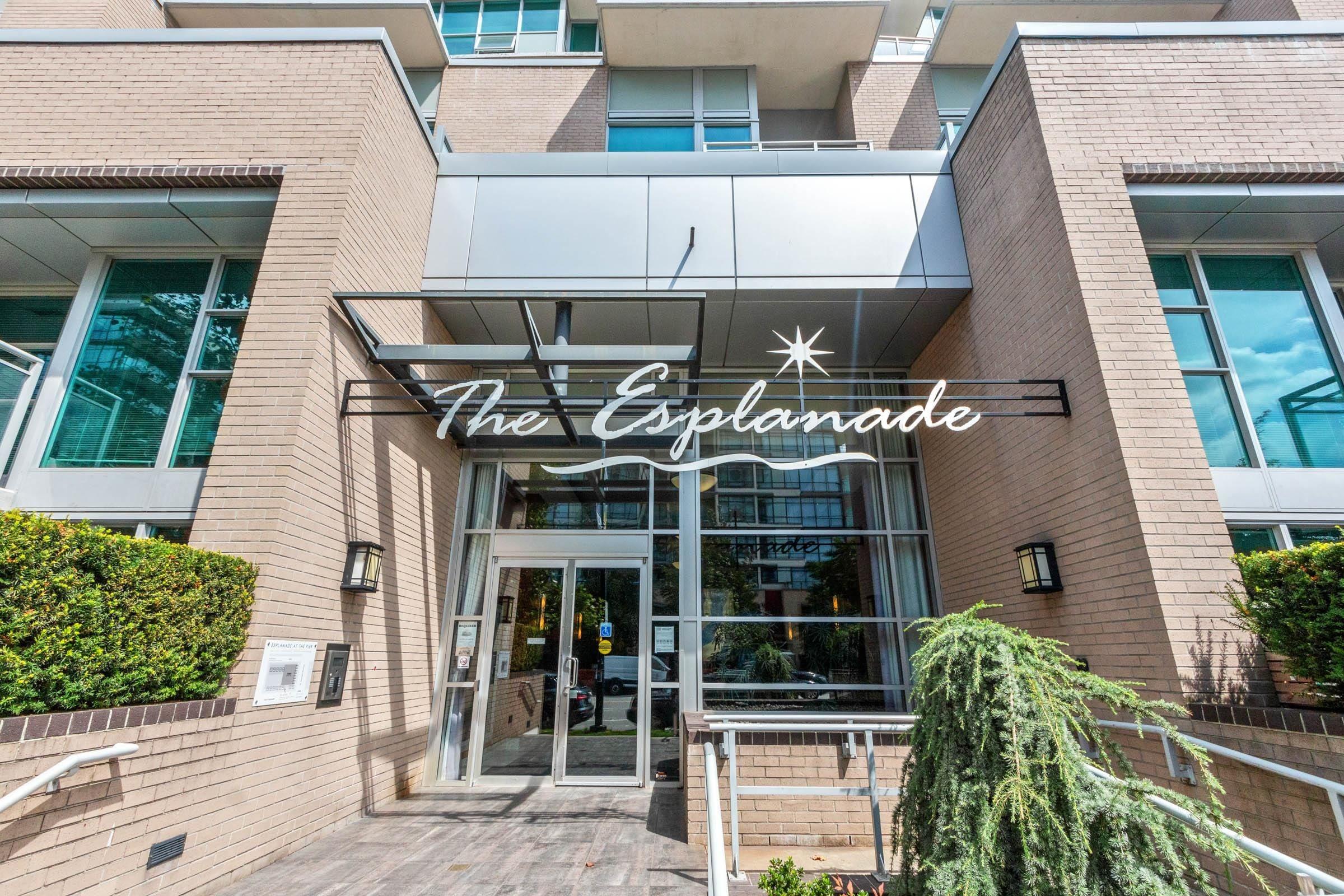 1803 188 E ESPLANADE AVENUE - Lower Lonsdale Apartment/Condo for sale, 2 Bedrooms (R2617573) - #1