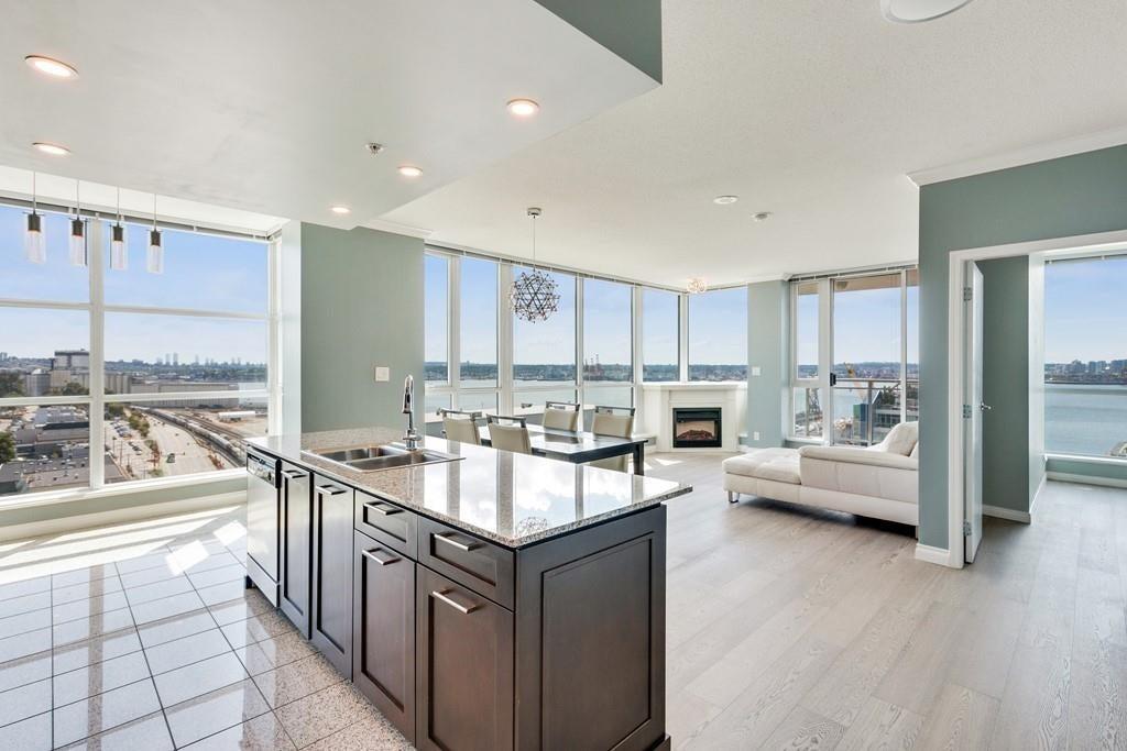 1803 188 E ESPLANADE AVENUE - Lower Lonsdale Apartment/Condo for sale, 2 Bedrooms (R2617573) - #12
