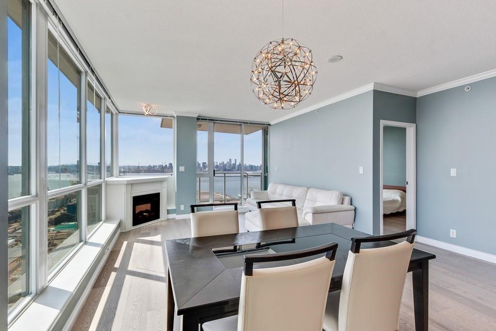 1803 188 E ESPLANADE AVENUE - Lower Lonsdale Apartment/Condo for sale, 2 Bedrooms (R2617573) - #9
