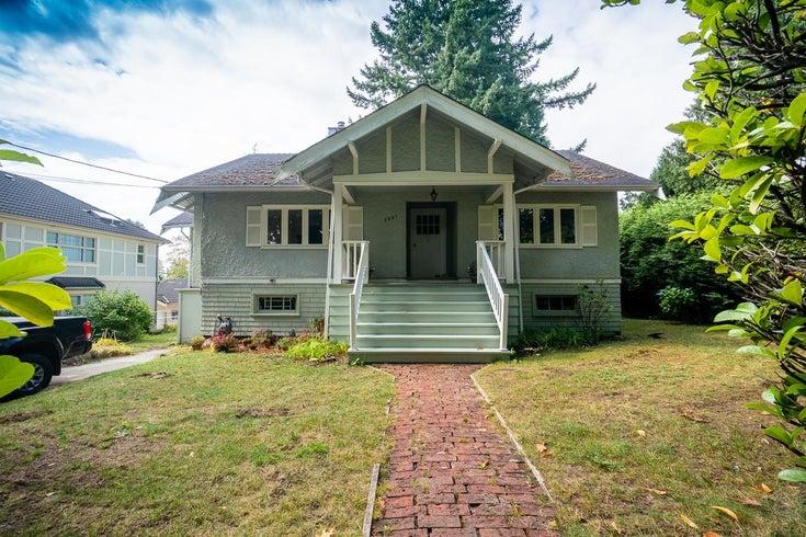 5061 BLENHEIM STREET - Dunbar House/Single Family for sale, 5 Bedrooms (R2617584)