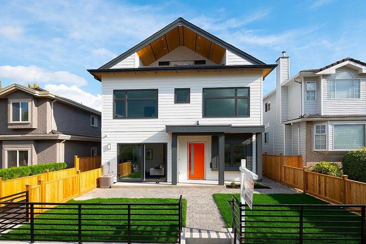 3588 FALAISE AVENUE - Renfrew Heights 1/2 Duplex for sale, 4 Bedrooms (R2617586)
