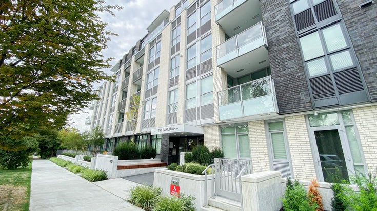 604 6733 CAMBIE STREET - South Cambie Apartment/Condo for sale, 4 Bedrooms (R2617597)