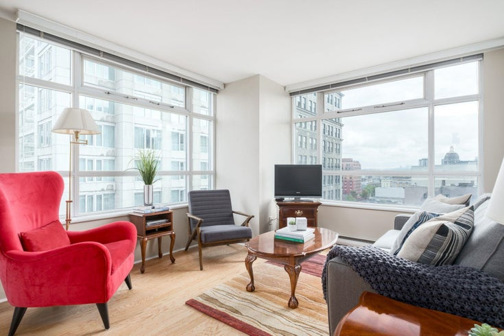 907 438 SEYMOUR STREET - Downtown VW Apartment/Condo for sale, 1 Bedroom (R2617636)