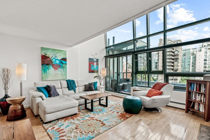 PH3 1688 ROBSON STREET - West End VW Apartment/Condo for sale, 2 Bedrooms (R2617643)