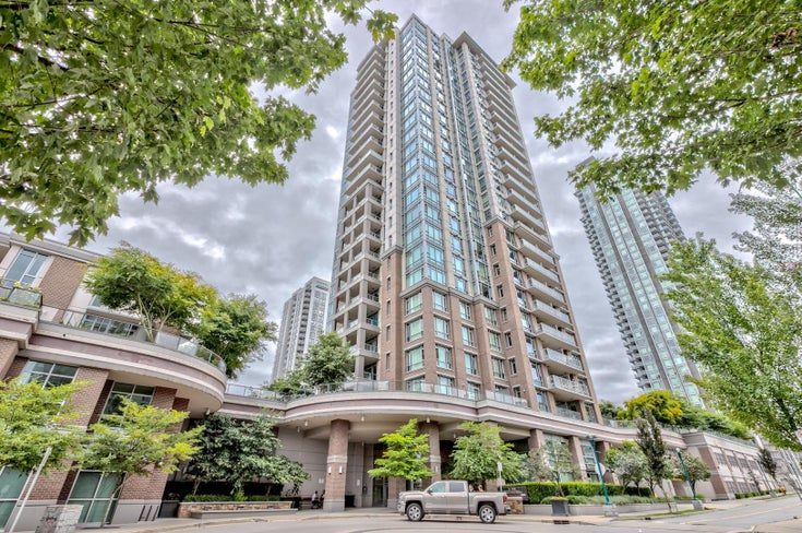 2506 1155 THE HIGH STREET - North Coquitlam Apartment/Condo for sale, 2 Bedrooms (R2617645)