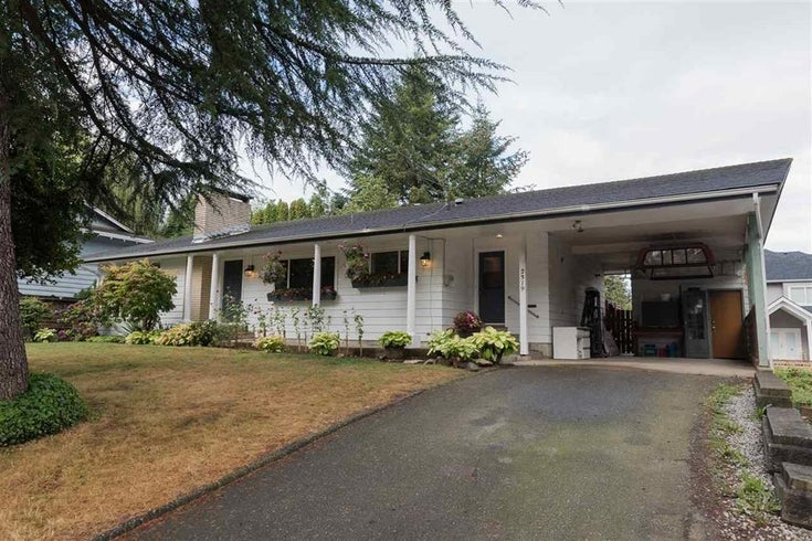 2319 IMPERIAL STREET - Abbotsford West House/Single Family for sale, 2 Bedrooms (R2617655)